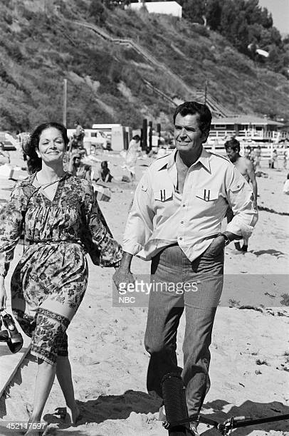 FILES The NoFault Affair Episode 609 Pictured Corinne Michaels as Linda Hassler James Garner as Jim Rockford