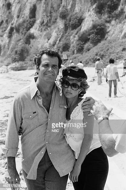 FILES The NoFault Affair Episode 609 Pictured James Garner as Jim Rockford Rita Moreno as Rita Capkovic