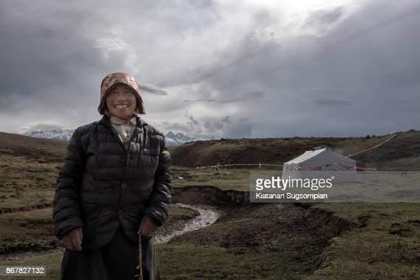 The Nomadic life of Tibet