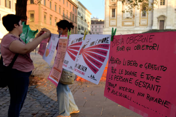 ITA: International Abortion Day Observed In Rome
