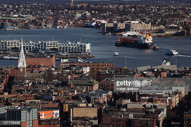 The North End, Little Italy, Boston, Massachusetts, USA