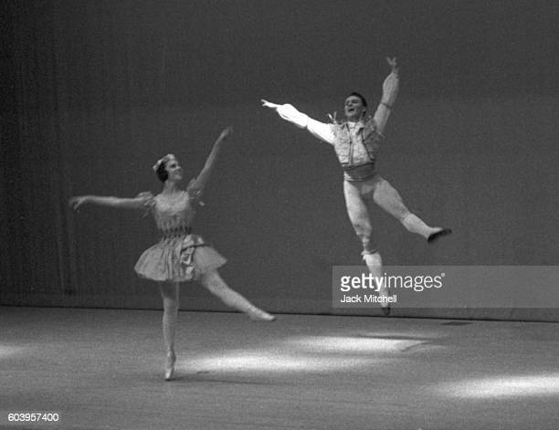The Northeast Regional Ballet Festival in May 1960.