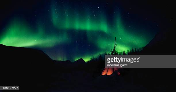 The Northern Lights Aurora