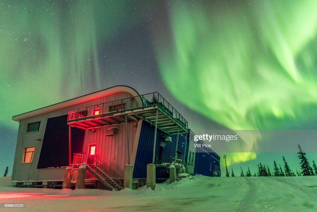 The Northern Lights : News Photo