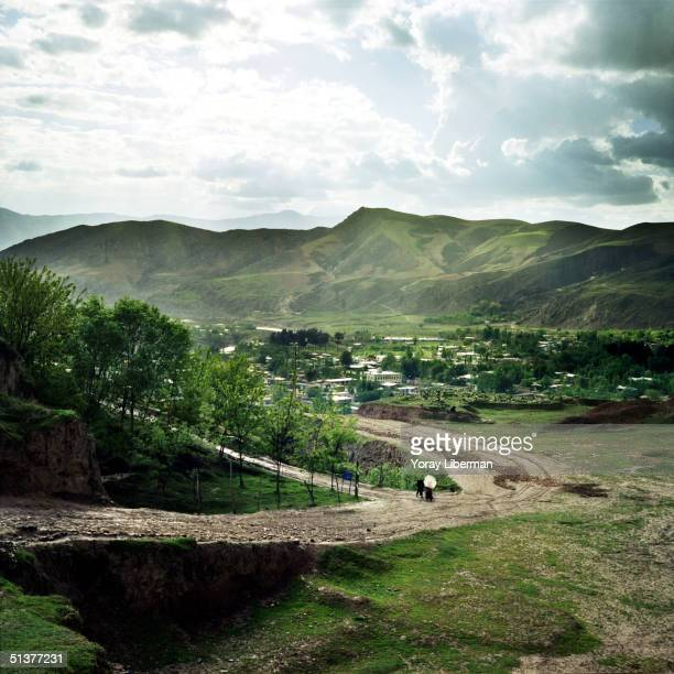 The northern region of Badakhshan is seen April 13, 2004 in Fayabad, Afghanistan. The Badakhshan region is very different than other part of the...