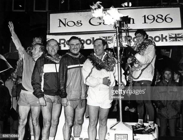 The Nos Galan Races commemorate the Welsh runner Guto Nyth Bran and his legendary athletic prowess Held annually on New Years Eve in Mountain Ash in...