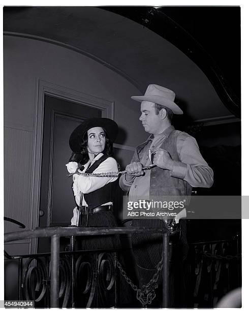 RANGO The Not So Good Train Robbery Airdate March 17 1967 CONWAY