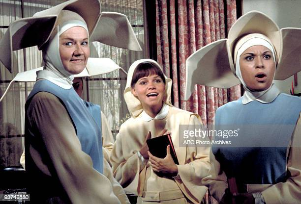 NUN The Not So Great Imposter Season Three 10/29/69 A hotshot reporter came to the convent to write a big story about a flying nun Marge Redmond...