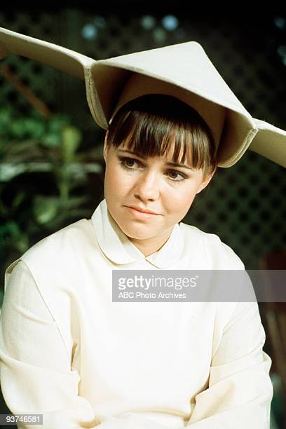 NUN The Not So Great Imposter Season Three 10/29/69 A hotshot reporter came to the convent to write a big story about a flying nun Sally Field starred