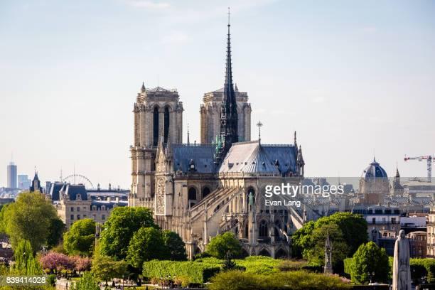 The Notre Dame de Paris, France