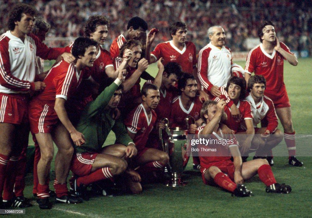 European Cup Final  -  Nottingham Forest v SV Hamburg : News Photo