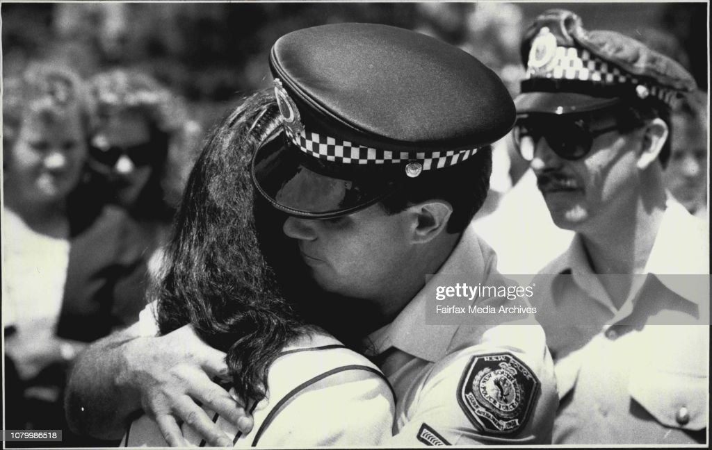 The NSW Police Force's highest honour for bravery, the Valour Medal