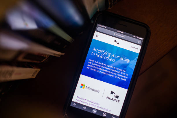NY: Microsoft To Acquire Nuance For $19.6 Billion In Health-Care Bet