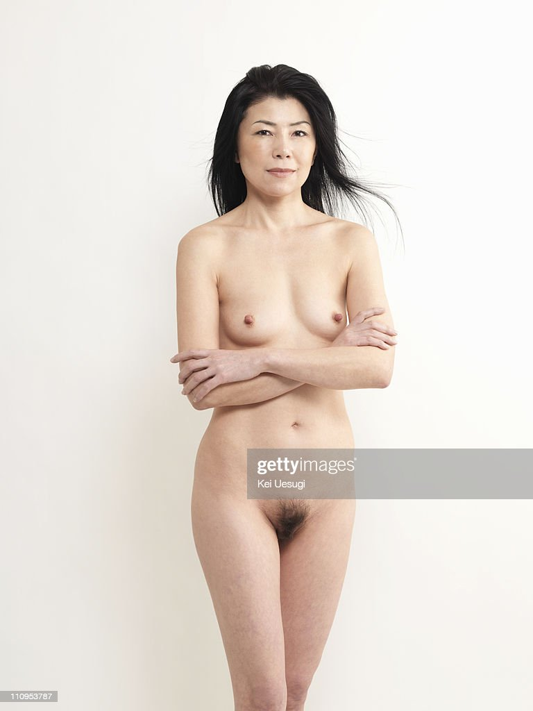 The Nude Of A Mature Woman High-Res Stock Photo - Getty Images-9744
