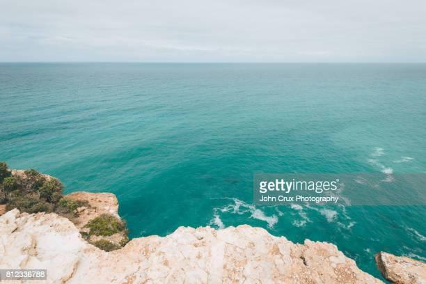 the nullabor plain coast