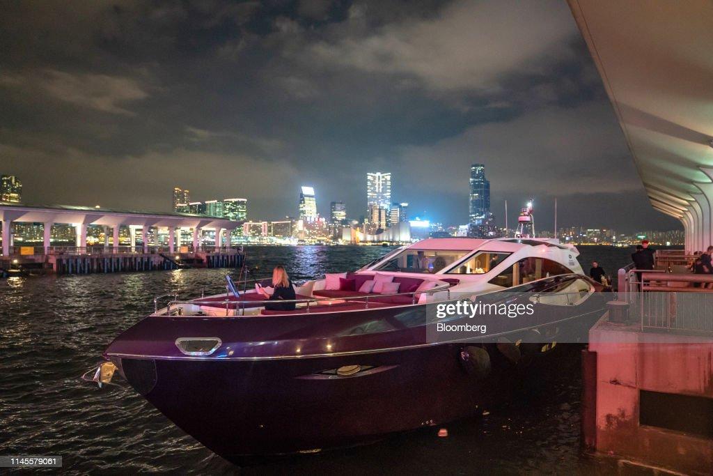 HKG: Asia Marine Yacht Services Ltd.'s Hip Nautist Yacht