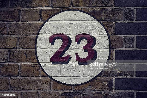 Number 23 Stock Photos and Pictures | Getty Images on