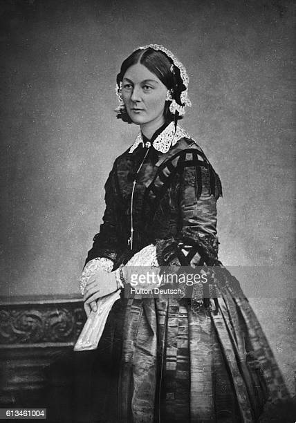 The nurse known as the lady with the lamp Florence Nightingale She organised a unit of female nurses during the Crimean War and is considered to be...