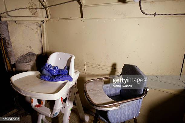 S MILLS ONJULY 9 The nursery in Ark Two Bruce Beach's fallout shelter in Horning's Mills on July 9 2015 Marta Iwanek/Toronto Star