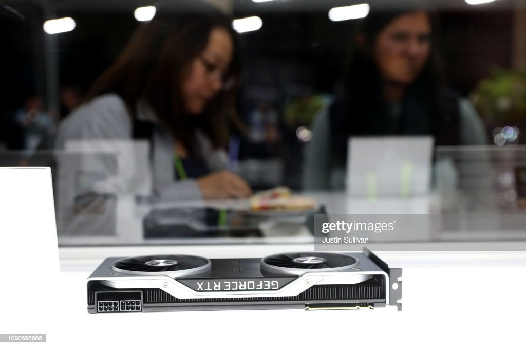 The Nvidia GEFORCE RTX 2060 graphics card is displayed