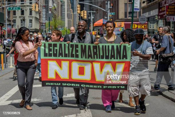 The NYC Cannabis Parade and Rally, New Yorks longest running annual pro-cannabis demonstration, returned for its 47th year. The event started in...