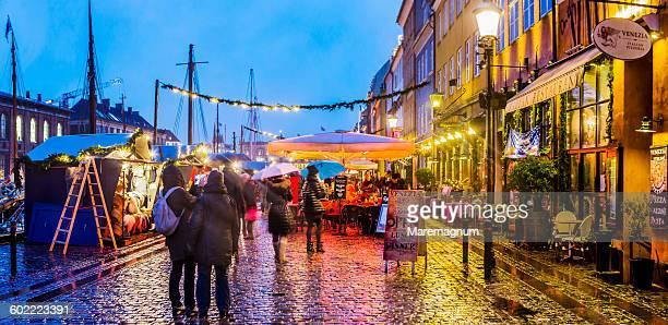 The Nyhavn Christmas Market