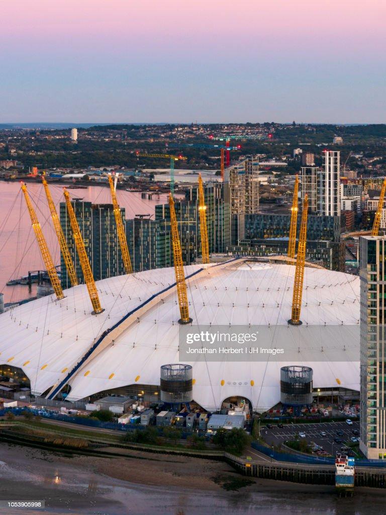 The O2 - London : Stock Photo
