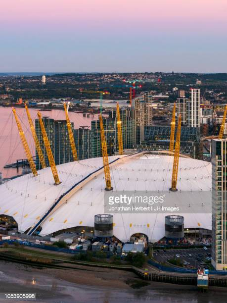 the o2 - london - the o2 england stock pictures, royalty-free photos & images