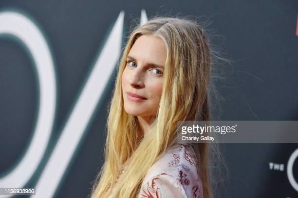 The OA Cocreator Brit Marling attends THE OA PART II at Bing Theatre At LACMA on March 19 2019 in Los Angeles California