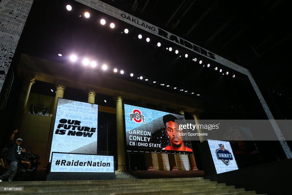NFL: APR 27 2017 NFL Draft : News Photo