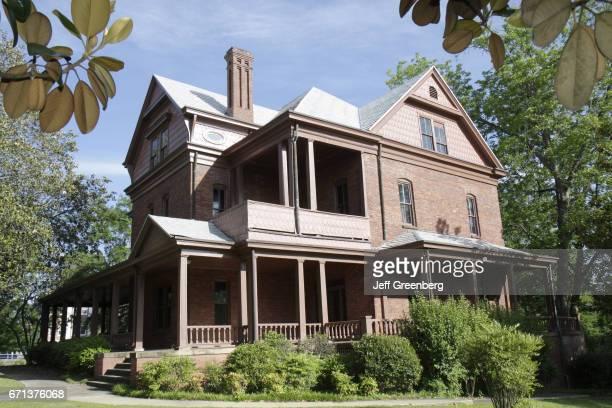 The Oaks Booker T Washington home