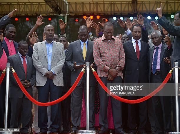 The 'Ocamposix' radio journalist Joshua arap Sang former police commissioner Mohammed Ali deputy president William Ruto Kenya's President Uhuru...