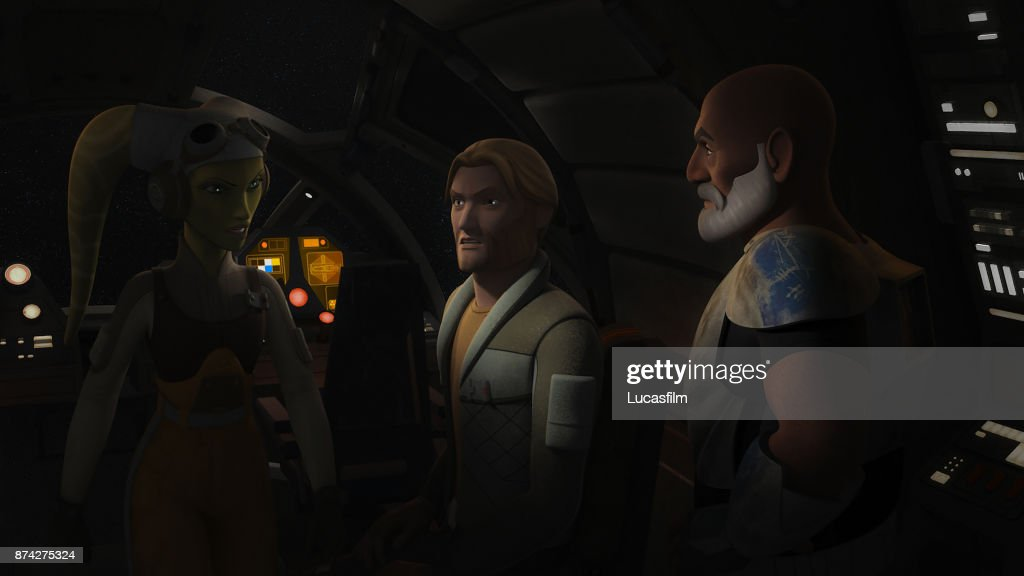 REBELS - 'The Occupation' - Ezra and the Ghost crew are called back to Lothal when a new Imperial threat rises. This episode of 'Star Wars Rebels' airs Monday, October 30 (9:00 - 9:30 P.M. EDT) on Disney XD. HERA, ALEXSANDR, REX