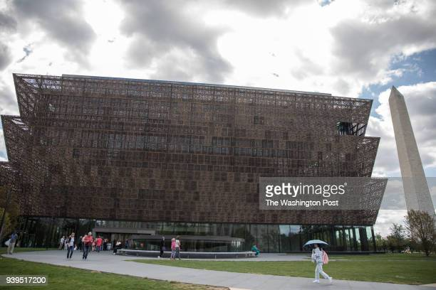 The oculus of the Contemplative Court outside of the National Museum of African American History and Culture September 7 in Washington DC Now that...