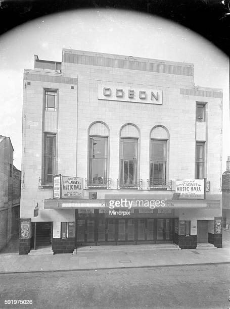 The Odeon Cinema in Kingston Upon Thames March 1935 2099