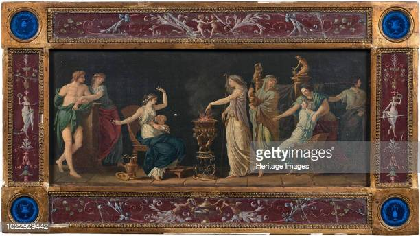 The Offering Early 1780s Private Collection