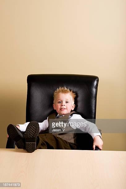 Le bureau Boss