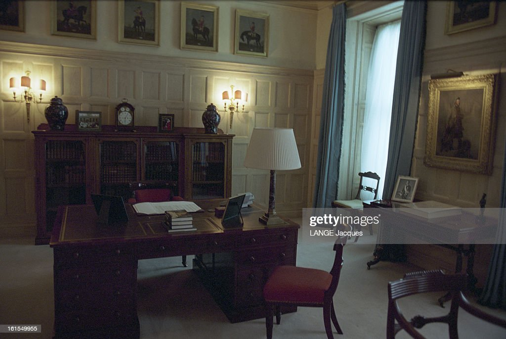The office of prince charles in saint james pictures getty images