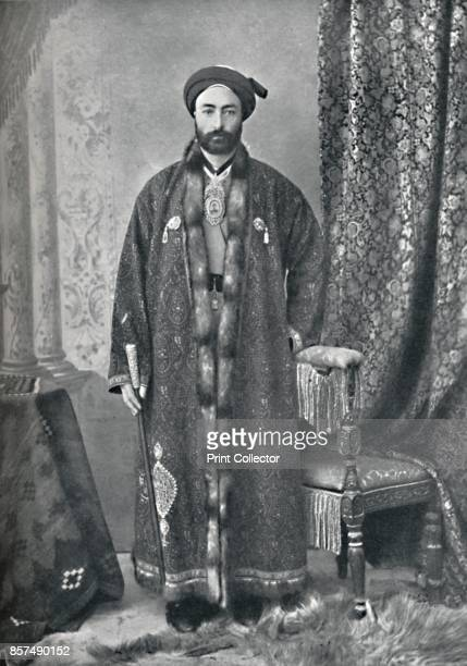 The officer in charge of the holy shrine at Mashhad Persia 1902 From The Living Races of Mankind Vol I [Hutchinson Co London 1902] Artist Unknown