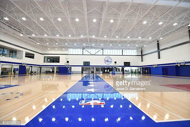 The official opening of The Philadelphia 76ers Training Complex on September 23, 2016 in Camden, New Jersey. NOTE TO USER: User expressly...