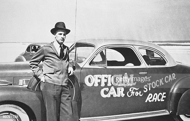 The official pace car for 1941 Speed Weeks