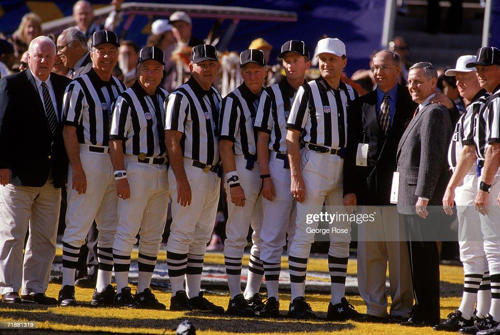 Super Bowl XXX:  Dallas Cowboys v Pittsburgh Steelers : News Photo