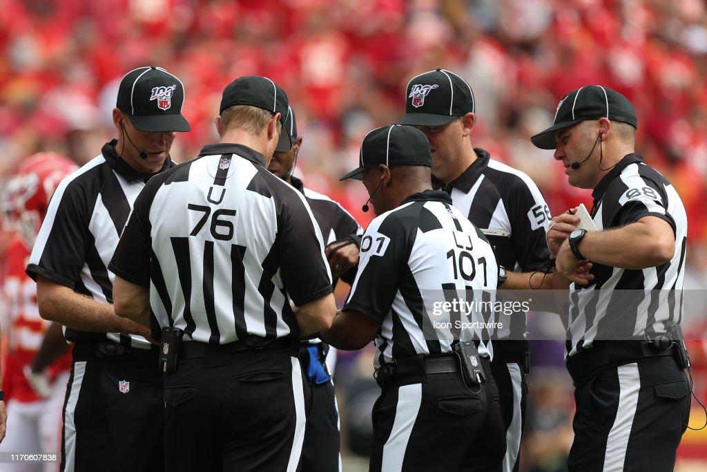 NFL: SEP 22 Ravens at Chiefs : News Photo
