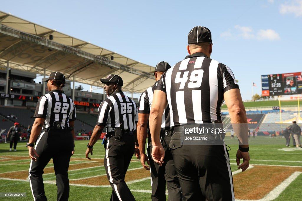 DC Defenders v Los Angeles Wildcats : News Photo