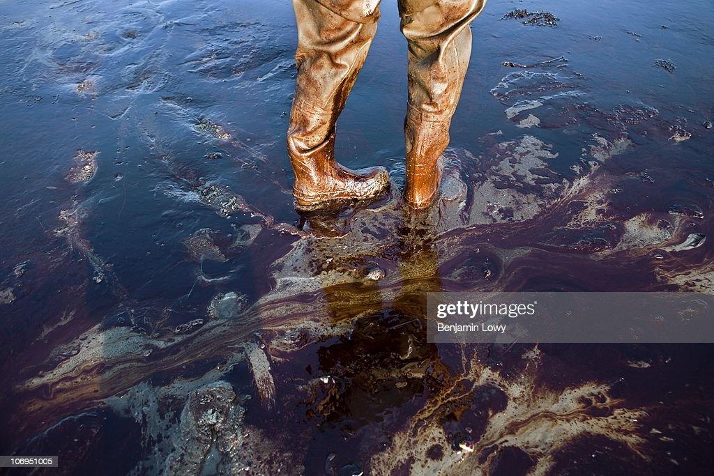 British Petroleum's Oil Spill : News Photo
