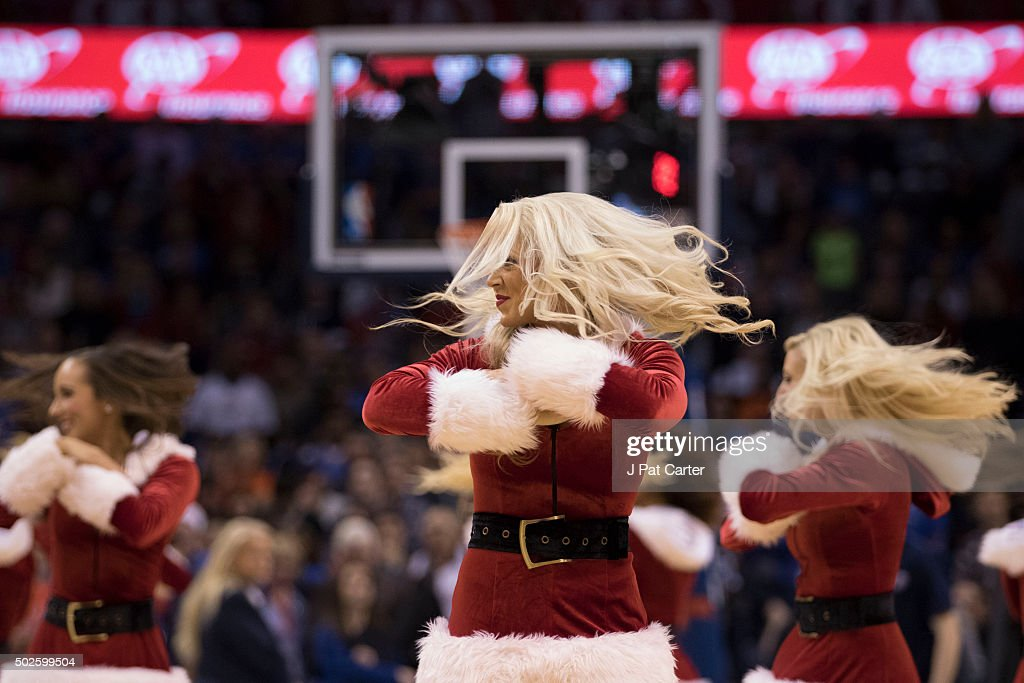 Chicago Bulls v Oklahoma City Thunder : News Photo