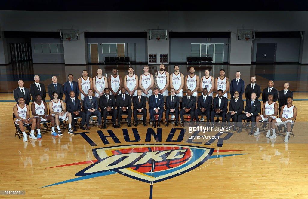 2016-17 NBA Team Photos