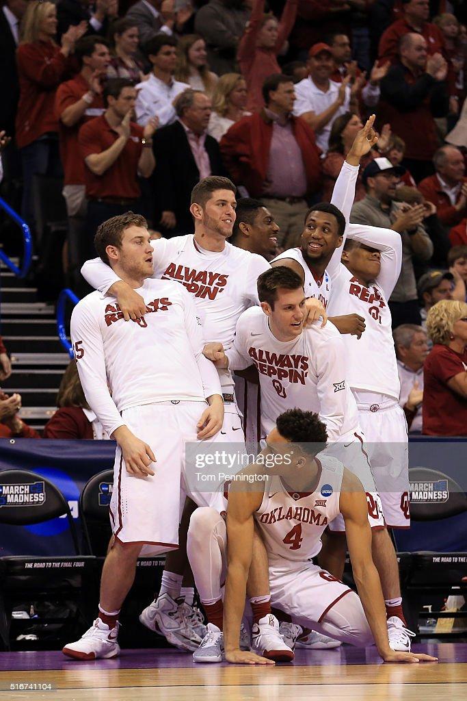 NCAA Basketball Tournament - Second Round - Oklahoma City