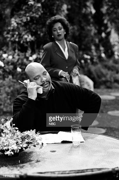 AIR 'The Ol' Ball and Chain' Episode 20 Air Date Pictured James Avery as Philip Banks Janet Hubert as Vivian Banks Photo by NBCU Photo Bank