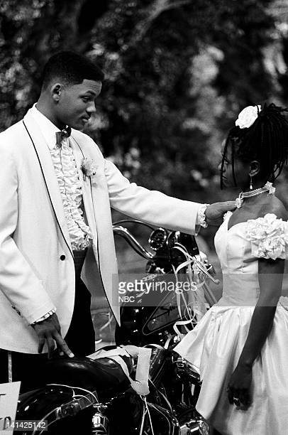 AIR 'The Ol' Ball and Chain' Episode 20 Air Date Pictured Will Smith as William 'Will' Smith Johari Johnson as Bridesmaid Photo by NBCU Photo Bank